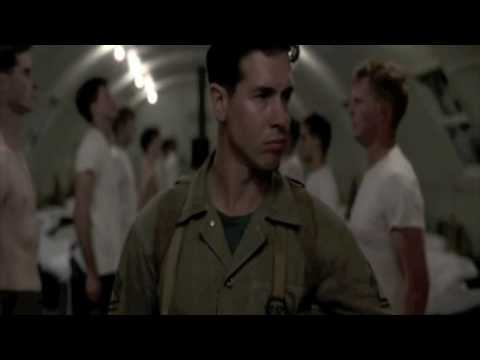 Pacific. - A speech made by John Basilone (Jon Seda) in HBO's miniseries The Pacific (2010).