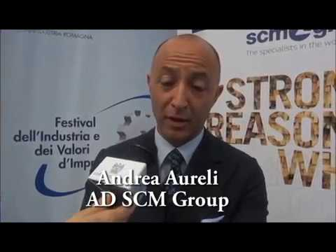 3° Festival dell'Industria e dei Valori d'Impresa: Open Day SCM GROUP