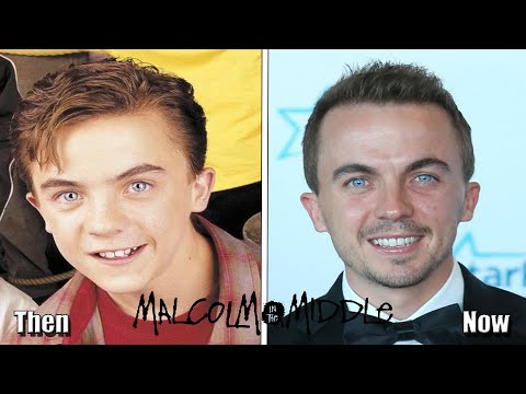 Malcolm in the Middle (2000) Then And Now ★ 2020 (Before And After)