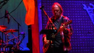 Ontario (NY) United States  City new picture : Neil Young, Crazy Horse - Born In Ontario - Madison Square Garden, New York NY US - center rail HD