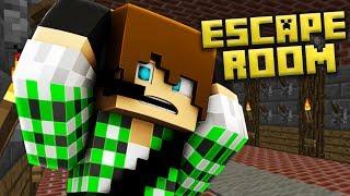 Escape Room in Minecraft