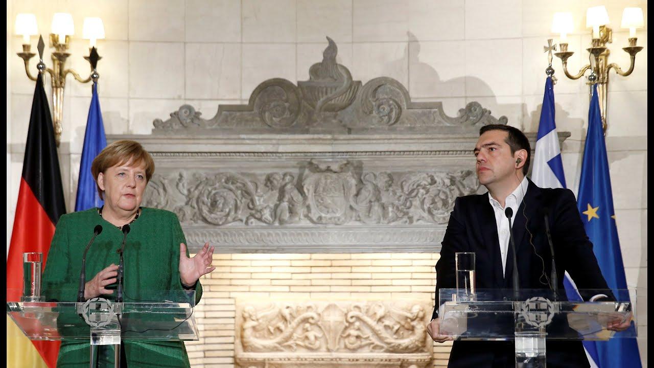 Μέρκελ: Ευχαριστώ την Ελλάδα για τον σπουδαίο ρόλο της στα Βαλκάνια (Live)…