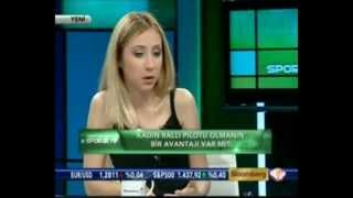 Burcu Burkut Erenkul - Bloomberg HT - Sporaktif - 09.09.2012