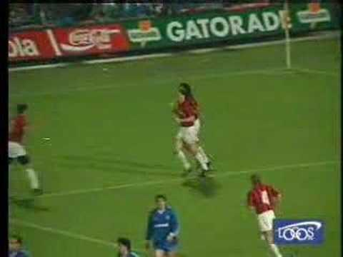 Milan 5 Real Madrid 0 1989