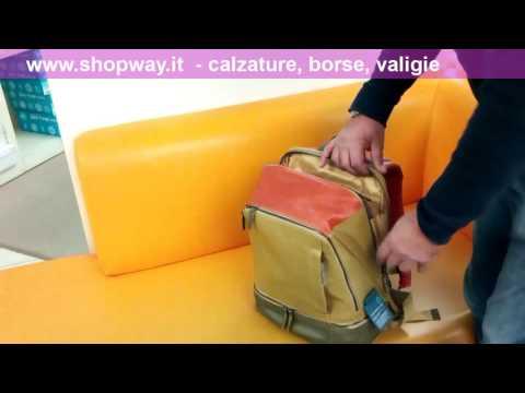 www.shopway.it_Piquadro - Zaino Linea Wassily Giallo/Arancio