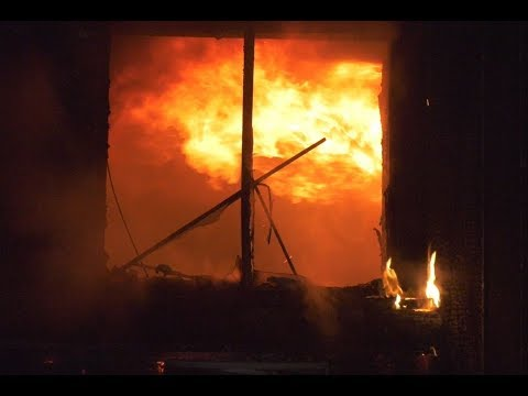 Residents Injured in Santa Ana 3-Alarm Apartment Blaze 7.11.2018