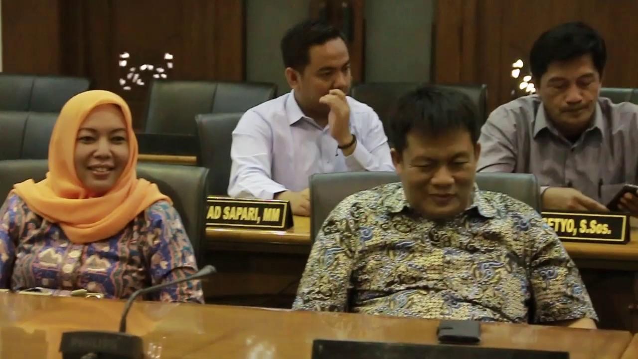 Senin 20 Februari 2017 Kunker Kota Tangerang