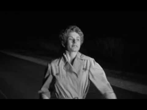 Kiss Me Deadly 1955 Opening Scene