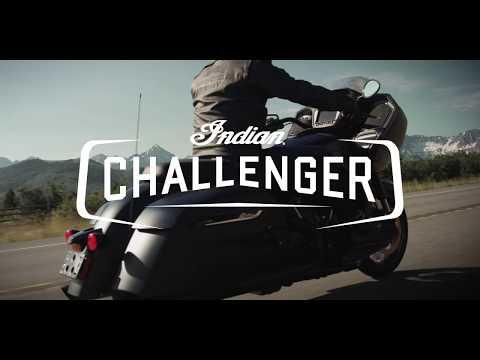 Video - Η Indian Challenger σε βάζει στη νέα εποχή των μηχανών