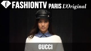 Gucci Fashion Show in China | FashionTV