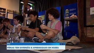 Museu de Itu promove atividades e ensina arqueologia para crianças