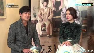 "[ENG SUB] 151031 Suzy  - ""The Sound of a Flower"" (Dorihwaga) Movie Interview"