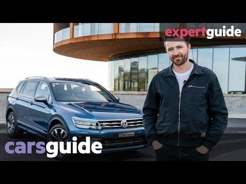 Volkswagen Tiguan Allspace 2019 review