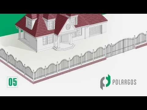 Монтаж на ограда в 5 лесни стъпки