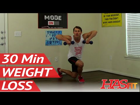 30 Min Fat Blazing Weight Loss Workout – Weight Loss Training – Weight Loss Exercises to Lose Weight
