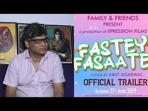 Interview With Director Amit Agarwal For His Next Film Fastey Fasaatey