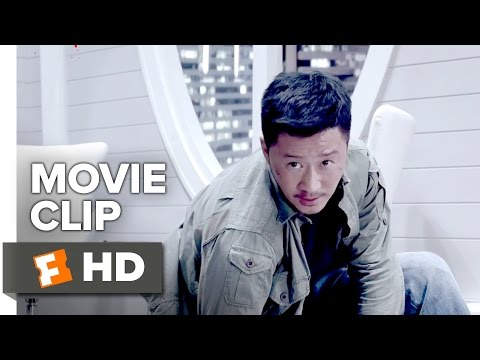 Kill Zone 2 Movie CLIP - Knife Fight (2016) - Tony Jaa Action Movie HD