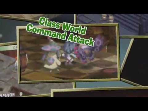 Disgaea 3: Absence of Detention trailer