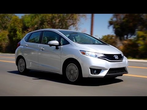 2015 Honda Fit Review - Kelley Blue Book