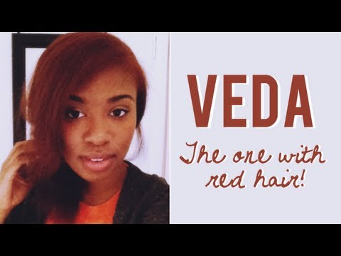 The One With The Red Hair (VEDA Day 21)