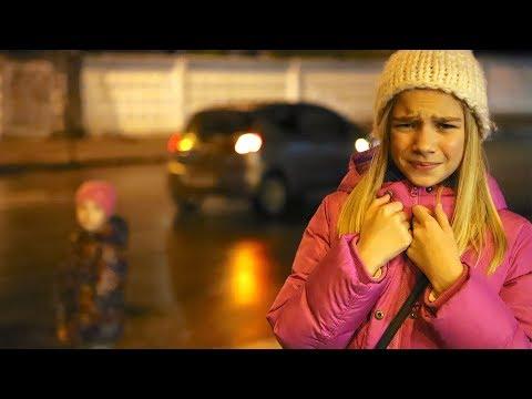 СЕСТРА СБЕЖАЛА ДЕВОЧКИ ИСПУГАЛИСЬ и ПЛАЧУТ видео для детей fоr КIDS сhildrеn - DomaVideo.Ru
