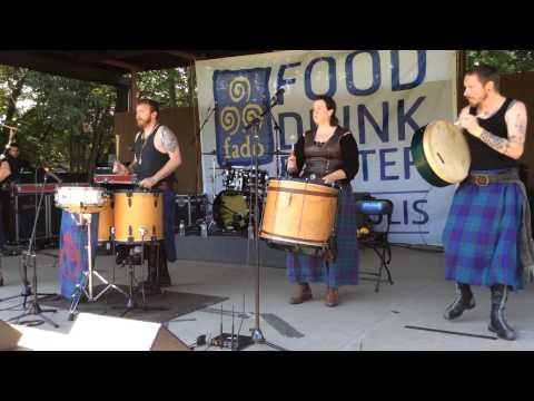 Albannach Opening Annapolis Irsh Fest