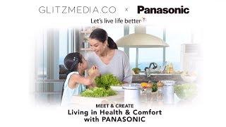 Menjaga Kesehatan Keluarga dengan Lemari Es PANASONIC