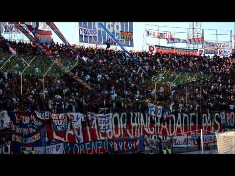 CERRO vs. Olimpia. Ultima Fecha. CAMPEON DEL CAMPEONATO APERTURA 2012 (HD) - La Plaza y Comando - Cerro Porteño