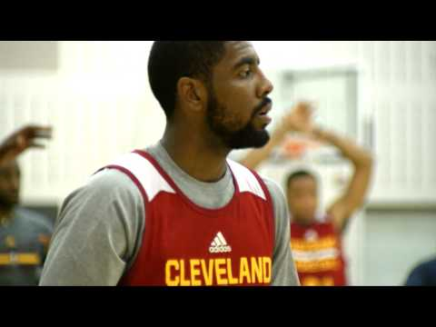 OF - Take a look at the new-look Cleveland Cavaliers through the lens of the Phantom camera during a practice session. Visit nba.com/video for more highlights. About the NBA: The NBA is the premier...