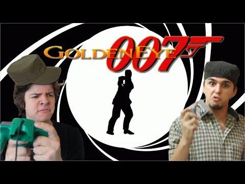 Especial: 007 GoldenEye do Nintendo 64 - Um clássico absoluto das locadoras!