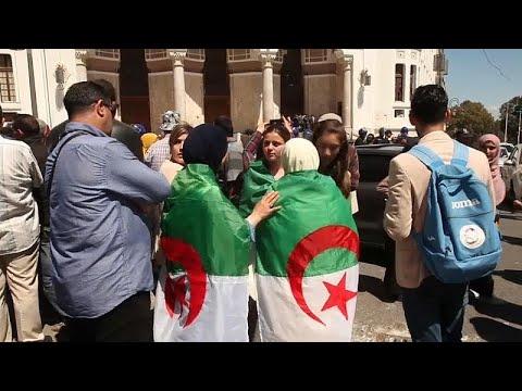 Algerien: Demonstrationen - »Keine Wahl innerhalb des ...