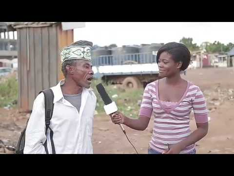 Funniest Interview Ever In Ghana.