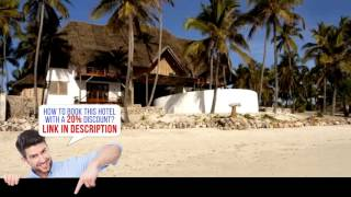 Michamvi Tanzania  city photo : Boutique Hotel Matlai, Michamvi, Tanzania, HD Review