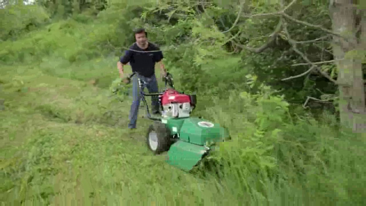 Billy Goat Bc2600hheu Outback Rough Cut Brush Mower