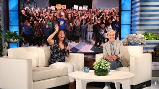 Video Ellen Surprises Deserving ESL Teacher MP3, 3GP, MP4, WEBM, AVI, FLV Oktober 2018
