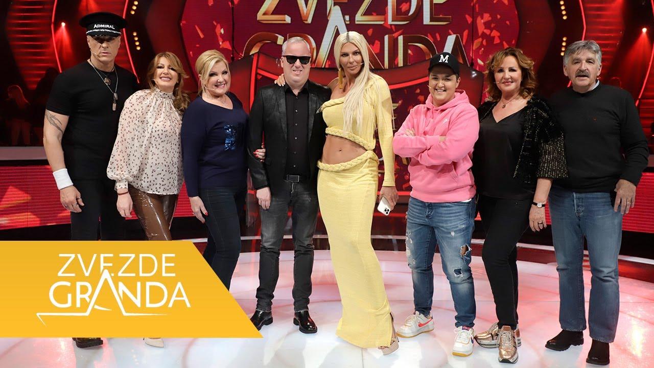 ZVEZDE GRANDA 2021 – cela 60. emisija (27. 03.) – šestdeseta epizoda – snimak