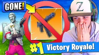 Download Video They're REMOVING THIS GUN from Fortnite: Battle Royale! MP3 3GP MP4