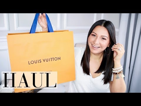 LOUIS VUITTON Unboxing + More Recent Buys - HAUL | LuxMommy