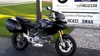 9. 2007 Ducati Multistrada 1100S Euro Cycles of Tampa