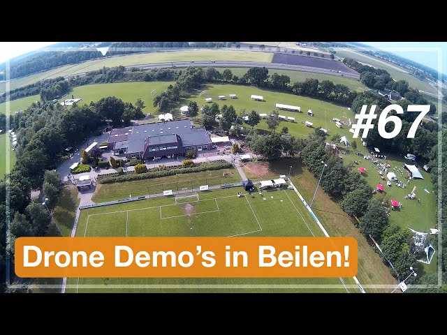 Drone Demo's in Beilen! | VLOG (#67)