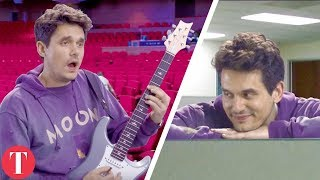 "Video This Is Why John Mayer's ""New Light"" Music Video Is The Best Thing You've Seen This Year MP3, 3GP, MP4, WEBM, AVI, FLV Juli 2018"