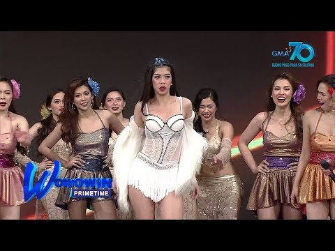 Wowowin Primetime: 'Sexy Hipon' Herlene, ang secret weapon ng 'Wowowin' dancers! (with subtitles)