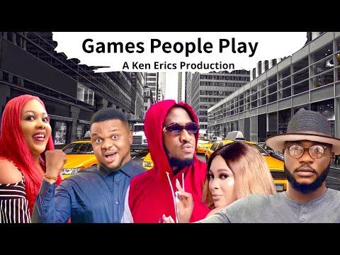 GAMES PEOPLE PLAY SEASON 1 - (New Movie) 2019 Latest Nigerian Nollywood Movie Full HD