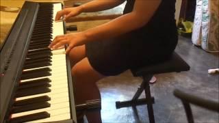 Human - Krewella (piano cover)