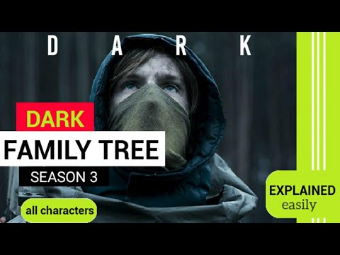 DARK Family Tree and connections of all families Season 3 | MCR TV