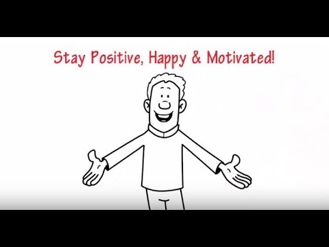 Quotes about happiness - How To Stay Positive, Happy & Motivated When Negative People & Things Surround You