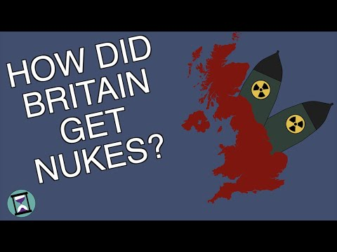 Why did Britain Build Nuclear Weapons? (Short Animated Documentary)