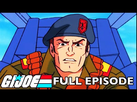G.I. Joe: A Real American Hero | Money to Burn | G.I. Joe Full Episodes