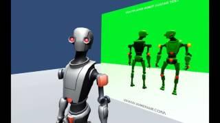 Oculus Multiplayer Avatar Test