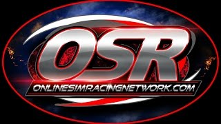 Tonight live on OSRNETWORK on youtube, facebook live and twitch live on iracing. Come check out all the race broadcasting action this season. And check us ou...